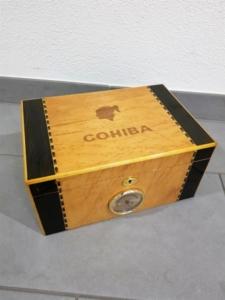 Tabakshop: Cohiba Humidor