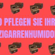 Titelbild Zigarrenhumidor