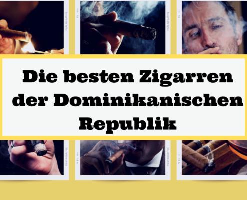 Zigarre rauchen Anleitung